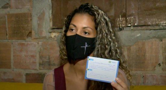 Gestante denuncia que pode ter perdido bebê após tomar vacina da Astrazeneca em Camaragibe, no Grande Recife