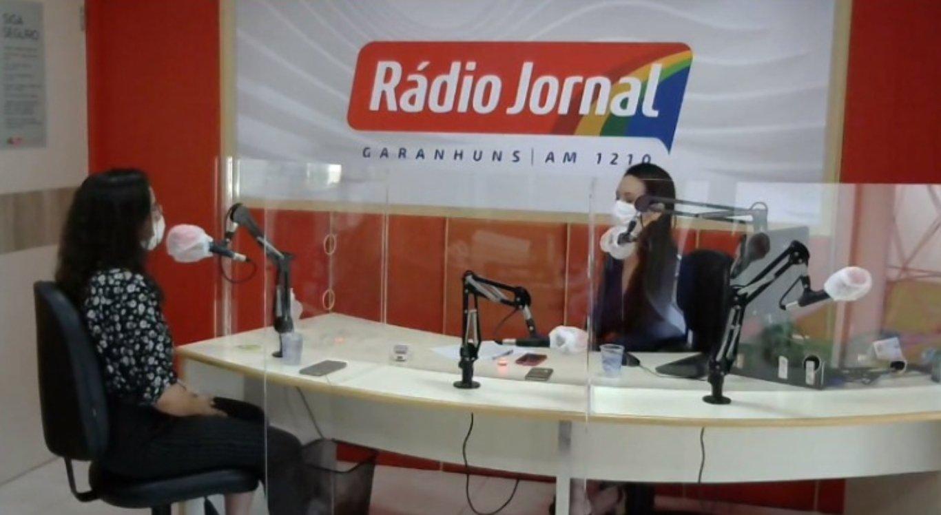 Reprodução/Rádio Jornal Garanhuns