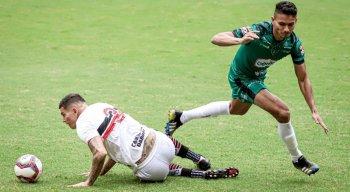 Santa Cruz perdeu para o Manaus na Arena da Amazônia pela Série C