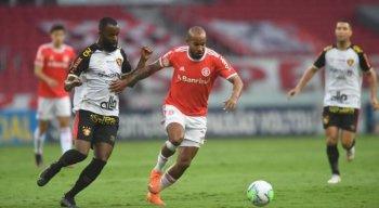 Na temporada passada, o Sport venceu o Internacional no Beira-Rio