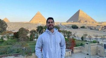 O médico brasileiro Victor Sorrentino foi preso no sul do Egito