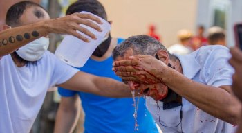 Daniel Campelo, 51, passava próximo à manifestação quando acabou atingido pelo tiro de bala de borracha no olho esquerdo