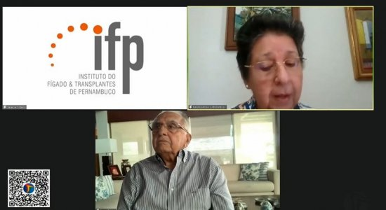 Cerimônia virtual celebra 15 anos do Instituto do Fígado de Pernambuco