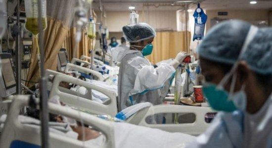 Covid-19: Brasil registra 21 milhões casos e 589,5 mil mortes