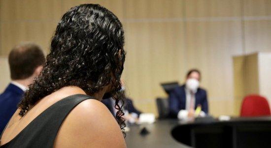 Procuradoria Geral do Estado se reúne com familiares de feridos em ato contra Bolsonaro no Recife