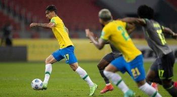 Brasil vence o Equador pelas Eliminatórias da Copa do Mundo