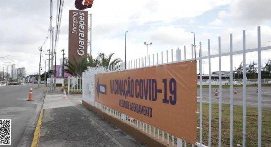 Moradores reclamam da falta de doses da vacina CoronaVac em Jaboatão dos Guararapes