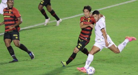 Com gol de Hulk, Sport perde na Ilha do Retiro para o Atlético-MG pela Série A