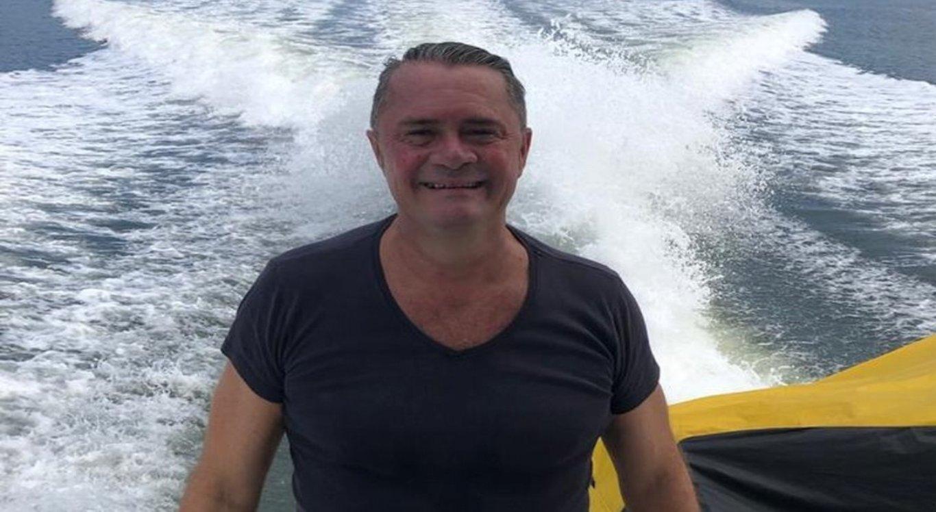Turista desparece após mergulho