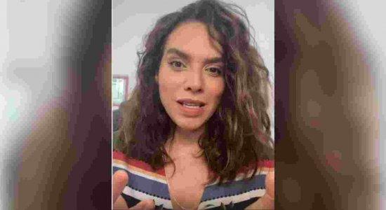 Após destaque na CPI da Covid, médica Luana Araújo ganha seguidores nas redes sociais e, a pedidos, tira dúvidas sobre 'fungo negro'; assista