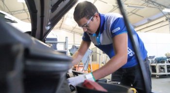 SENAI oferece mais de 2 mil vagas para cursos técnicos