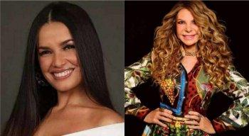 As conterrâneas Juliette e Elba unirão forças em apresentação ao vivo