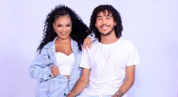 Ziane Martins e Ellyson Marques estão afiando o romantismo para live da banda Sentimentos na TV Jornal