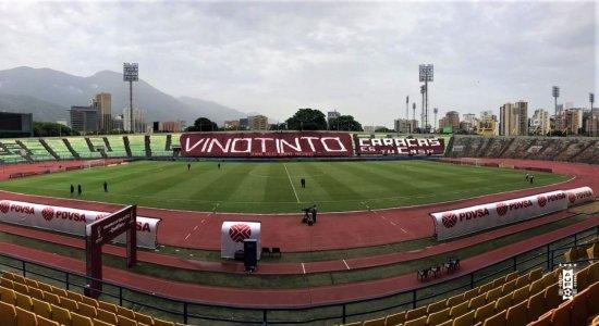 Venezuela x Uruguai: saiba onde assistir ao vivo, escalações e informações do jogo