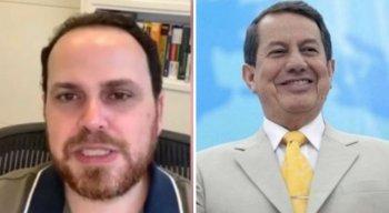 Filipe Soares, filho do missionário R.R. Soares, é deputado estadual do Rio de Janeiro