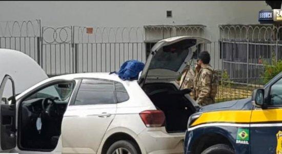 Homem é detido após comprar carro roubado por R$ 10 mil no Recife