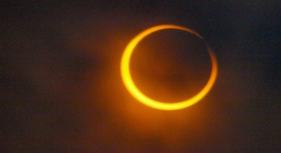 Veja ao vivo: primeiro eclipse solar de 2021 forma 'anel de fogo' no céu nesta quinta (10)