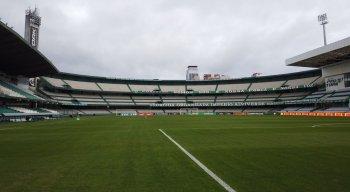 Coritiba e Flamengo se enfrentam no estádio Couto Pereira, pela Copa do Brasil