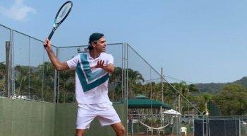 Guga conquistou três vezes o título do Grand Slam de Roland Garros