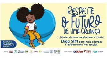Grupo JCPM e RioMar lançam campanha de combate ao trabalho infantil em parceria com entidades