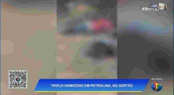 Corpos foram encontrados no município de Petrolina, Sertão do Estado.