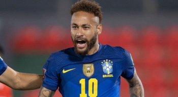 Neymar é a principal arma do técnico Tite na busca pelo título da Copa América
