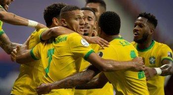 Brasil vence a Venezuela na estreia da Copa América