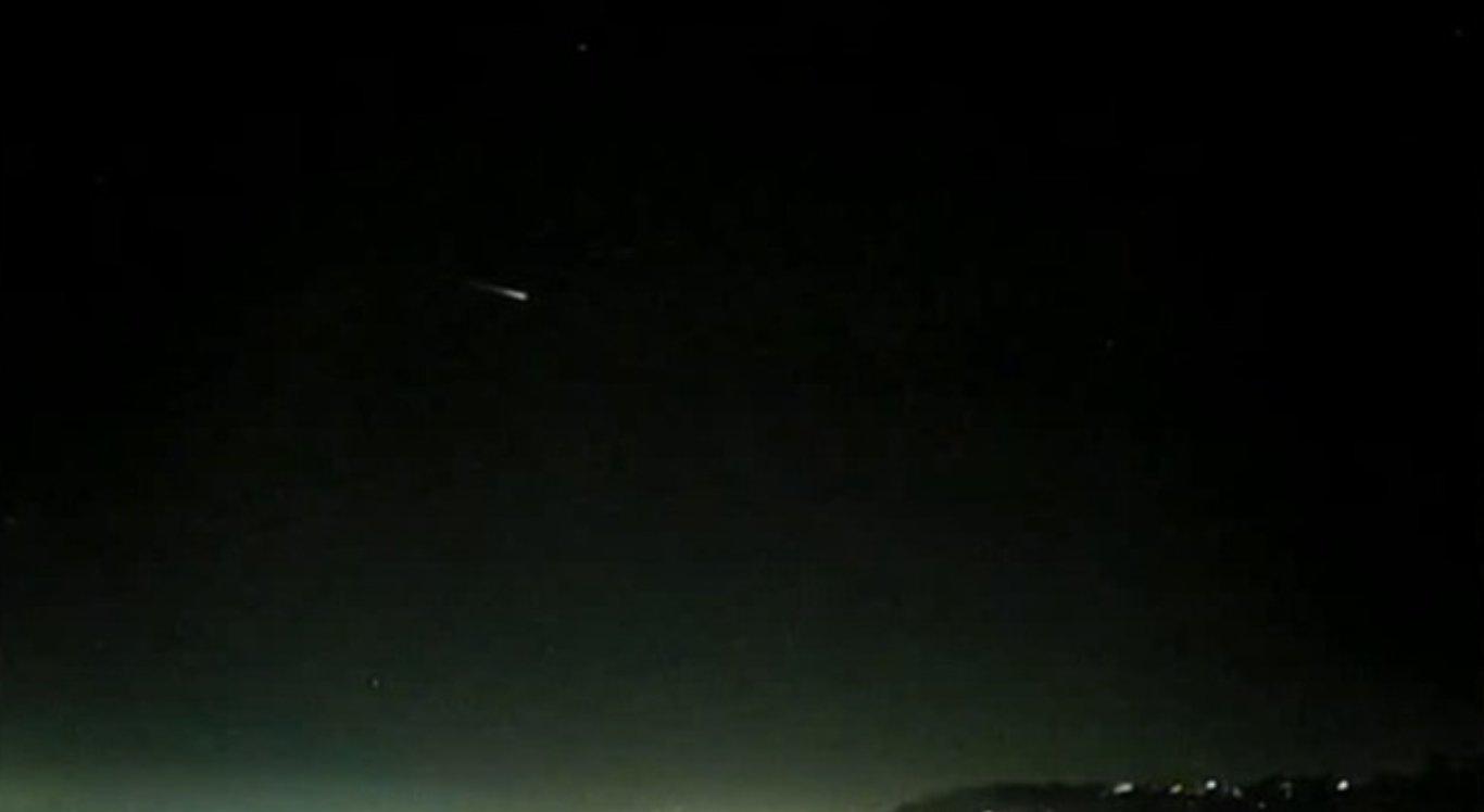 Queda de meteoro é registrada no Rio Grande do Sul