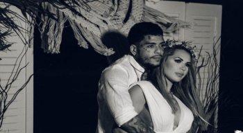 Viúva de MC Kevin presta homenagem no Instagram em dia que marca um mês da morte do cantor