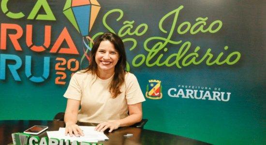Prefeitura dá auxílio financeiro para trabalhadores do São João de Caruaru
