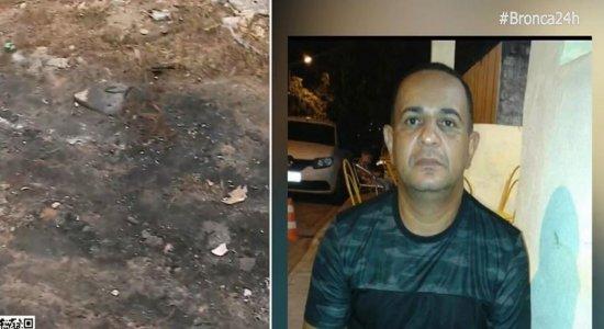Corpo de professor desaparecido é encontrado carbonizado dentro de carro em Paulista