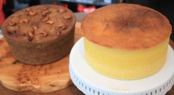Na Cake & Bake é possível encontrar bolos especiais para essa época do ano