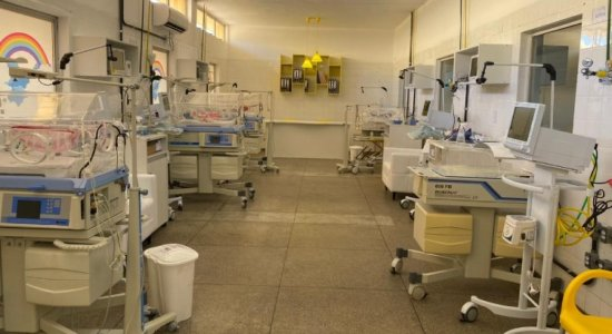 Pernambuco reduz o número de leitos de UTI para pacientes com covid-19, diz secretário em comunicado