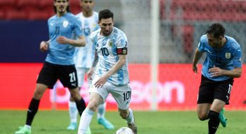 Lionel Messi terá marcação especial diante da seleção paraguaia