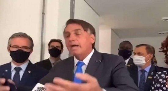 STF rejeita pedido de Bolsonaro e mantém medidas restritivas em Pernambuco