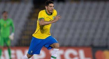 Nino, zagueiro pernambucano, vai defender a seleção brasileira nas Olimpíadas de Tóquio