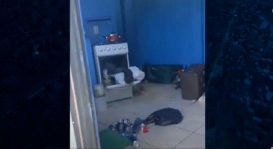 Lázaro Barbosa: serial killer de Brasília revira casa, rouba carregador de celular e faz famílias se mudarem em Goiás