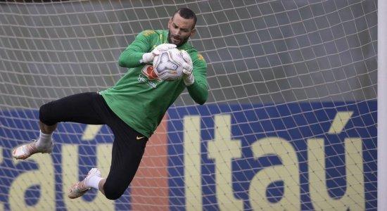 Tite faz mistério e só confirma entrada de Weverton no gol; Brasil x Colômbia, quarta-feira (23), no SBT