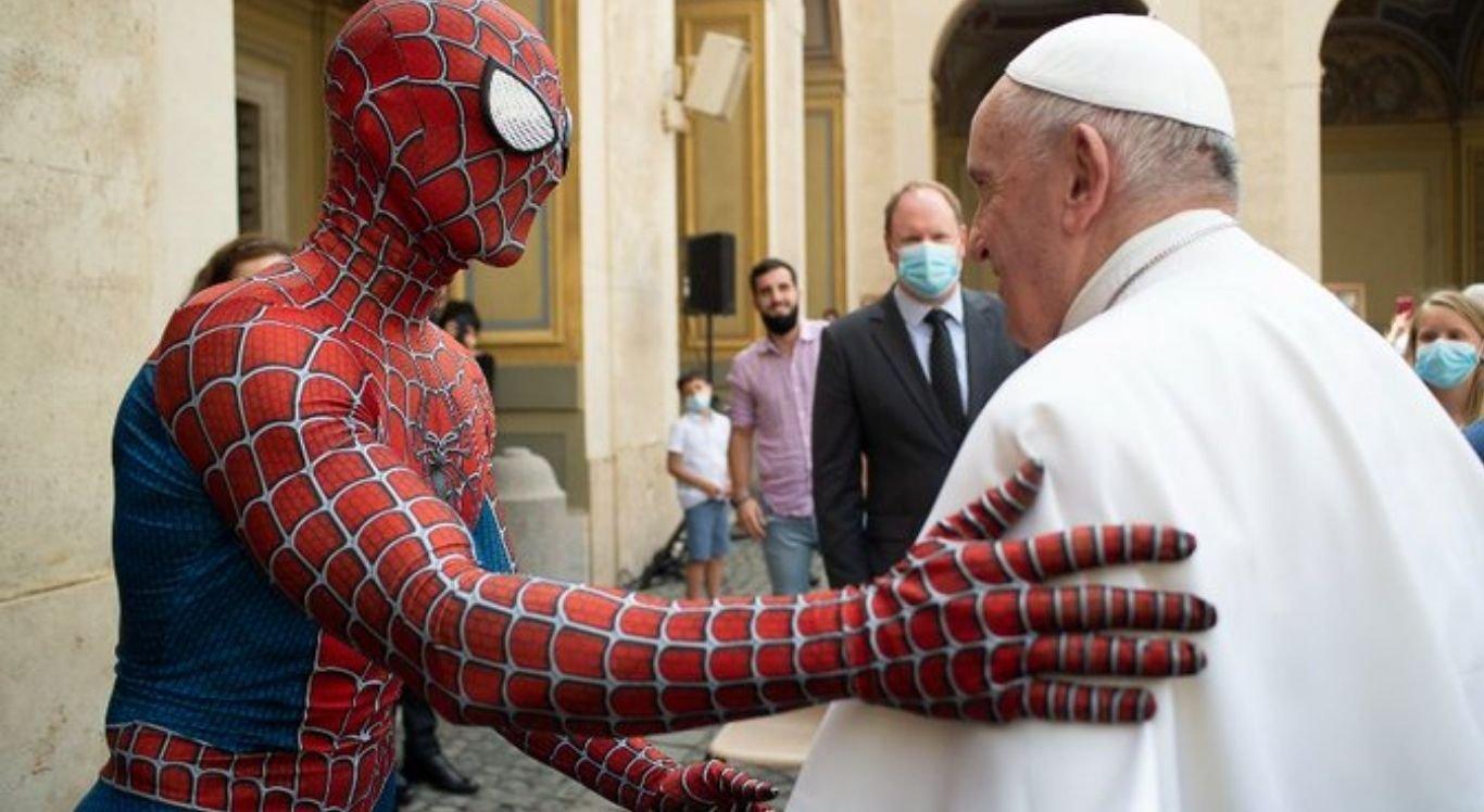 Reprodução/Vatican Media