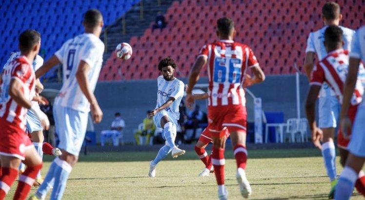 Londrina x Náutico se enfrentaram pela sexta rodada da Série B 2021