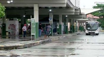 O crime aconteceu perto do terminal rodoviário