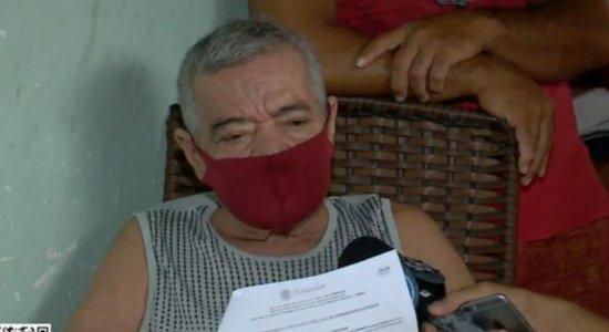 Idoso preso por engano é solto depois de passar 10 dias no Cotel: