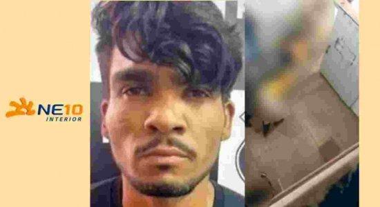 Vídeo mostra Lázaro Barbosa sendo levado ao hospital após ser baleado