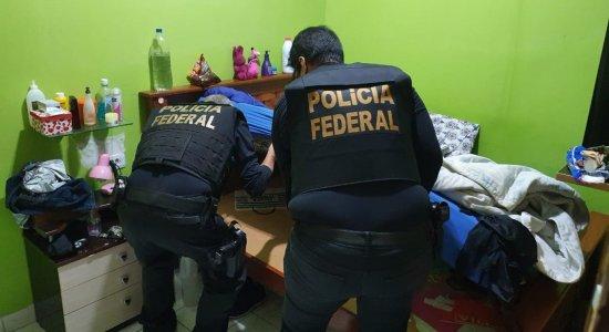 Operação da PF deflagra organização criminosa contra esquema de tráfico internacional de drogas e munições por meio do transporte rodoviário