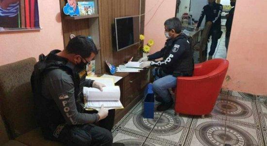 Prefeito de Itapissuma, no Grande Recife, é afastado do cargo durante operação da Polícia Civil