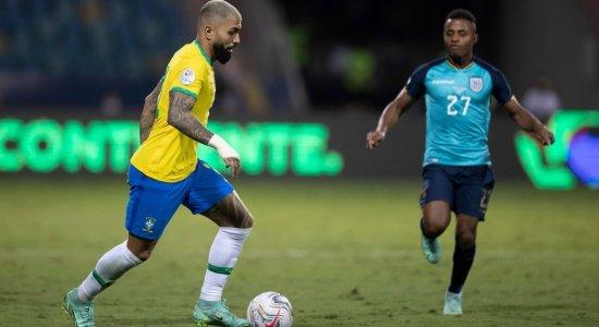 Ex-centroavante campeão Mundial diz que foi melhor que Gabigol: 'quero ver marcar 15 gols numa edição da Libertadores'