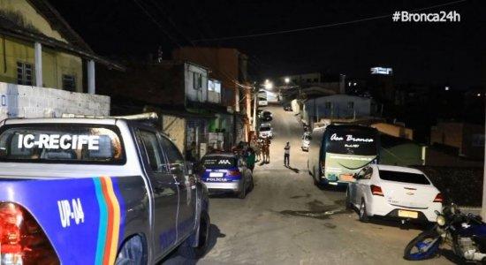 Homem é assassinado na frente de filho de 4 anos no Vasco da Gama, Zona Norte do Recife