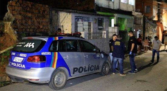 Troca de tiros deixa PM ferido na cabeça em confronto com grupo armado em Itapissuma, no Grande Recife