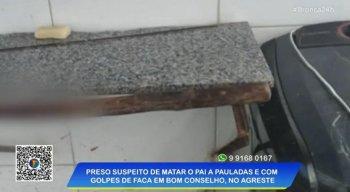 Crime aconteceu em Bom Conselho, no Agreste de Pernambuco