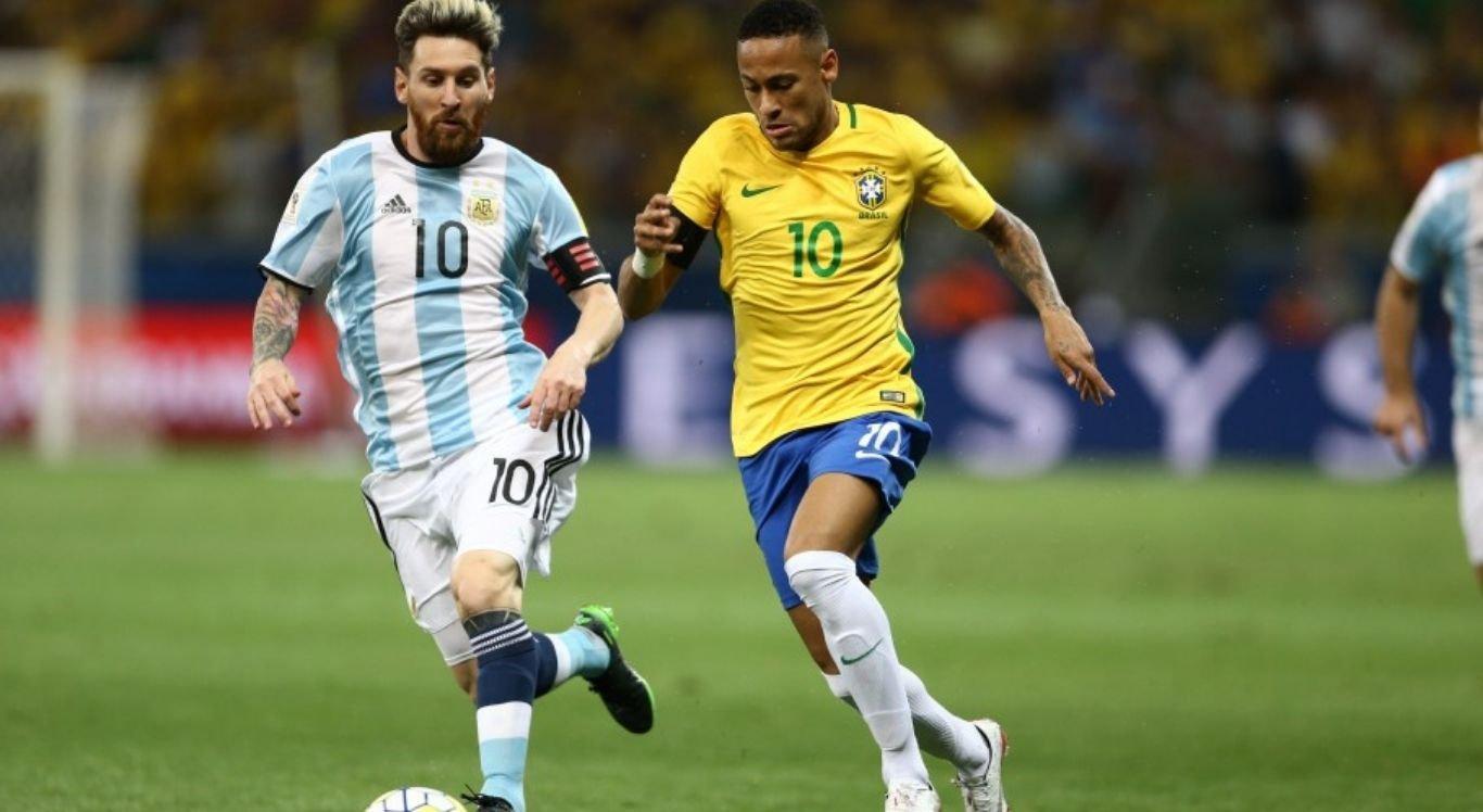 Brasil e Argentina podem fazer a final da Copa América 2021